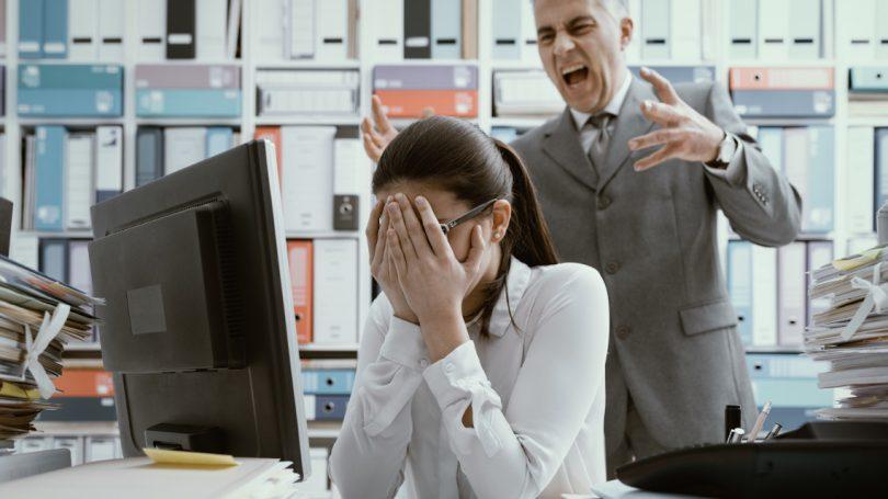 Que es el acoso laboral