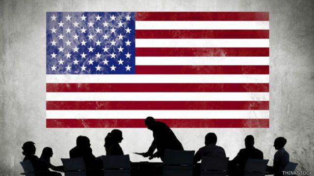 Derecho laboral en Estados Unidos